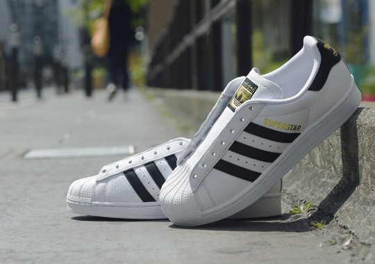 adidas Re-issues The Superstar 1986, A Nod To Run-DMC