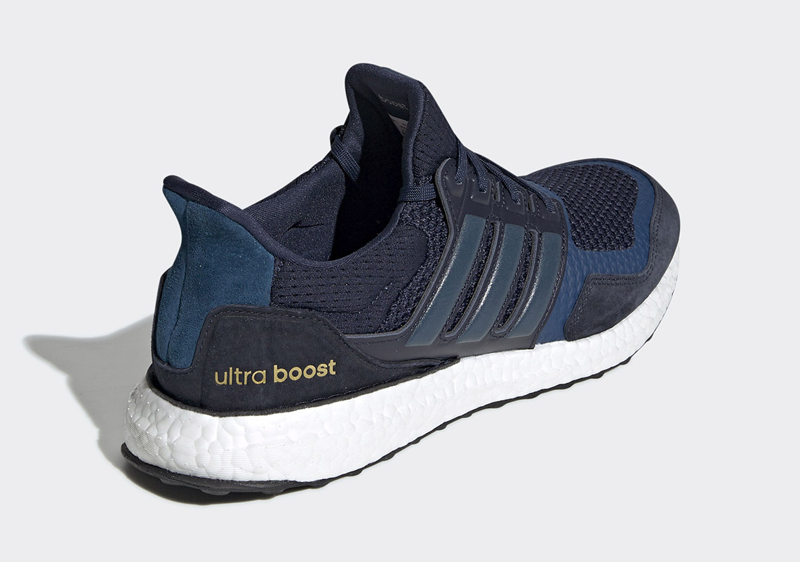 adidas Ultra Boost S&L Navy EF0725 Release Info