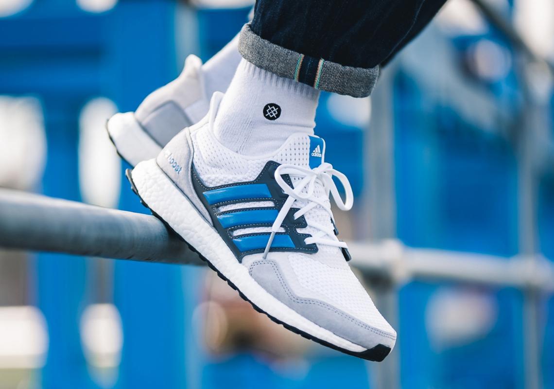 adidas Ultra Boost S&L Grey Blue EF0723 Release Date