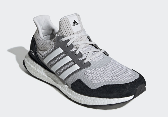 "The adidas Ultra Boost S&L ""Grey Two"" Is Dropping In May"