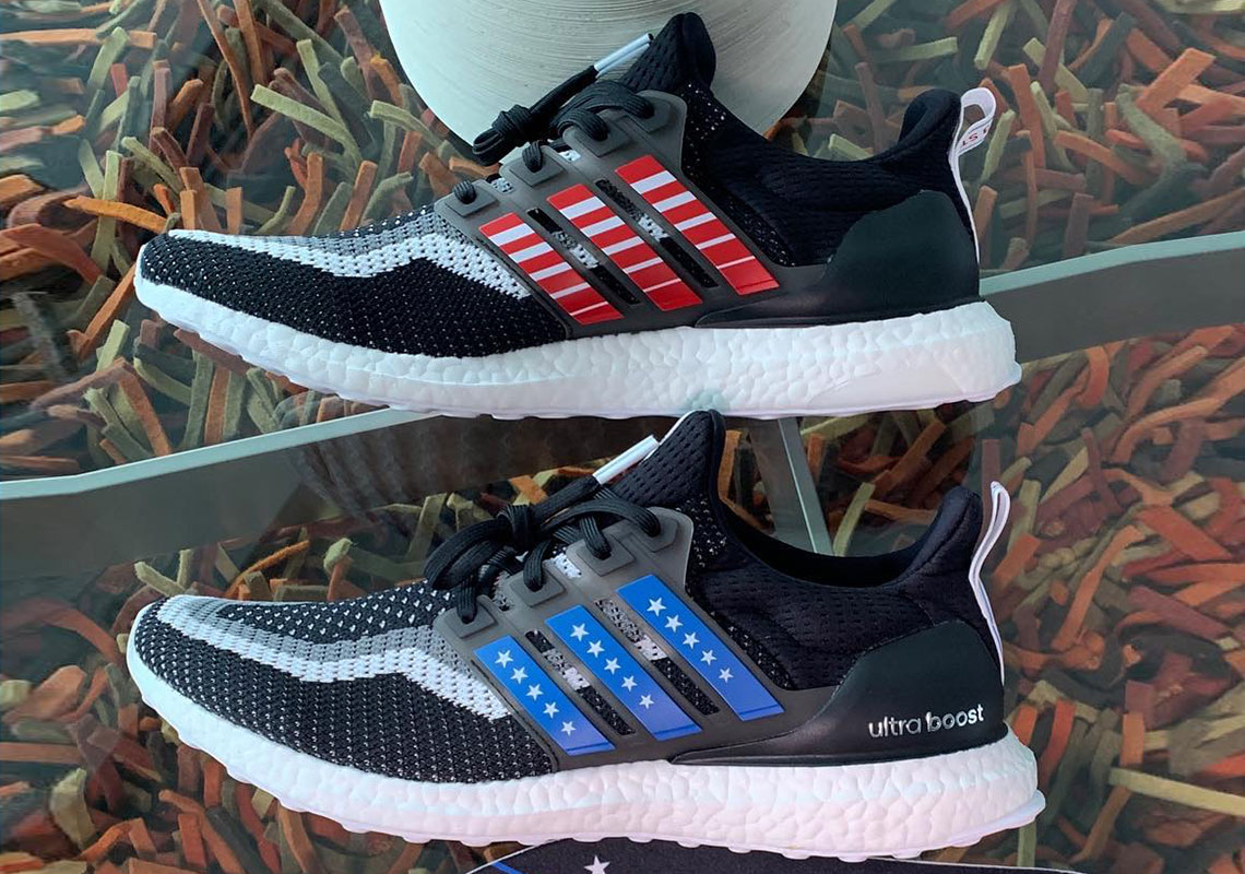 b3a41a951 adidas Ultra Boost 2.0 Stars and Stripes EG8100 Release Info ...