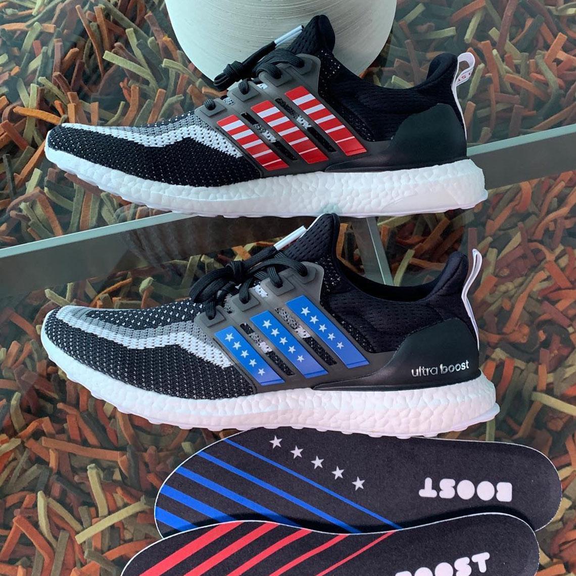 2a71a2e15f730 adidas Ultra Boost 2.0 Stars and Stripes EG8100 Release Info ...