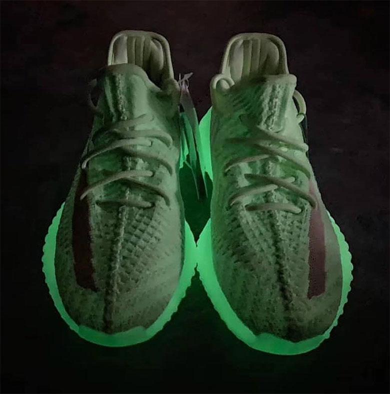 reputable site 25b74 ebcc3 adidas Yeezy 350 Glow In The Dark Release Date | SneakerNews.com