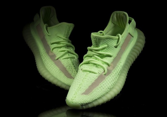 "Detailed Look At The adidas Yeezy Boost 350 v2 ""Glow"""
