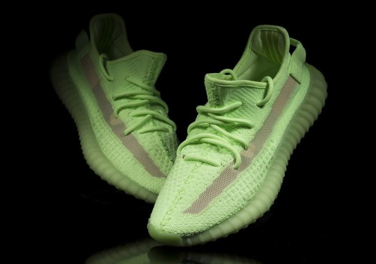 """2e21199a007 Detailed Look At The adidas Yeezy Boost 350 v2 """"Glow"""""""