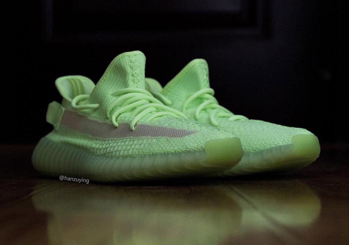 reputable site 347de 40fed adidas Yeezy 350 Glow - Photos + Release Info | SneakerNews.com
