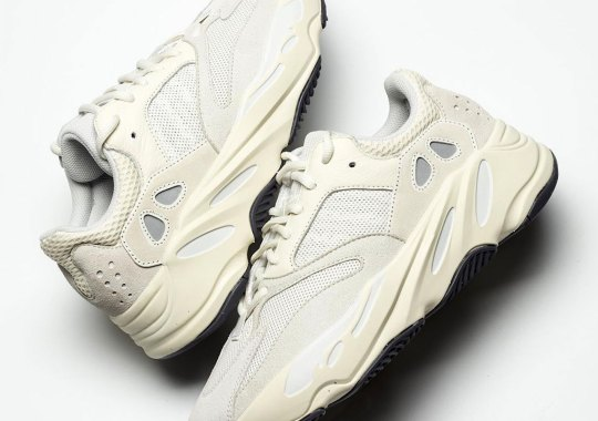 "Detailed Look At The adidas Yeezy Boost 700 ""Analog"""