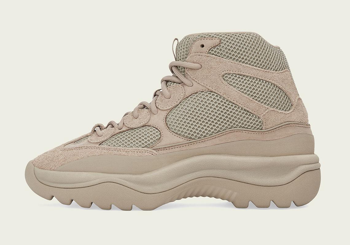 Rock Desert Info Release Yeezy Adidas Boot qAj4RL35