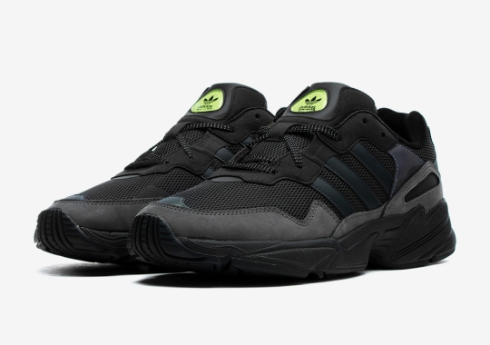 This adidas Yung-96 Is Inspired By Night Vision