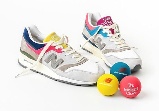 Aime Leon Dore Officially Unveils Their New Balance 997 Collaboration