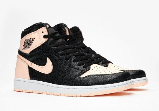 "The Air Jordan 1 Retro High OG ""Crimson Tint"" Releases Tomorrow"