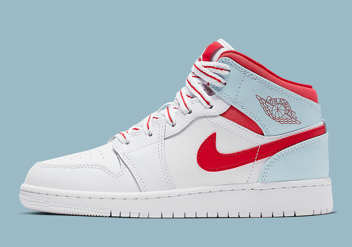 4c718a9a496 ... for each of these Air Jordan 1s below, and look for a release on  Nike.com soon, with the Mid retailing for $90 USD while the Low comes in at  $80 USD.