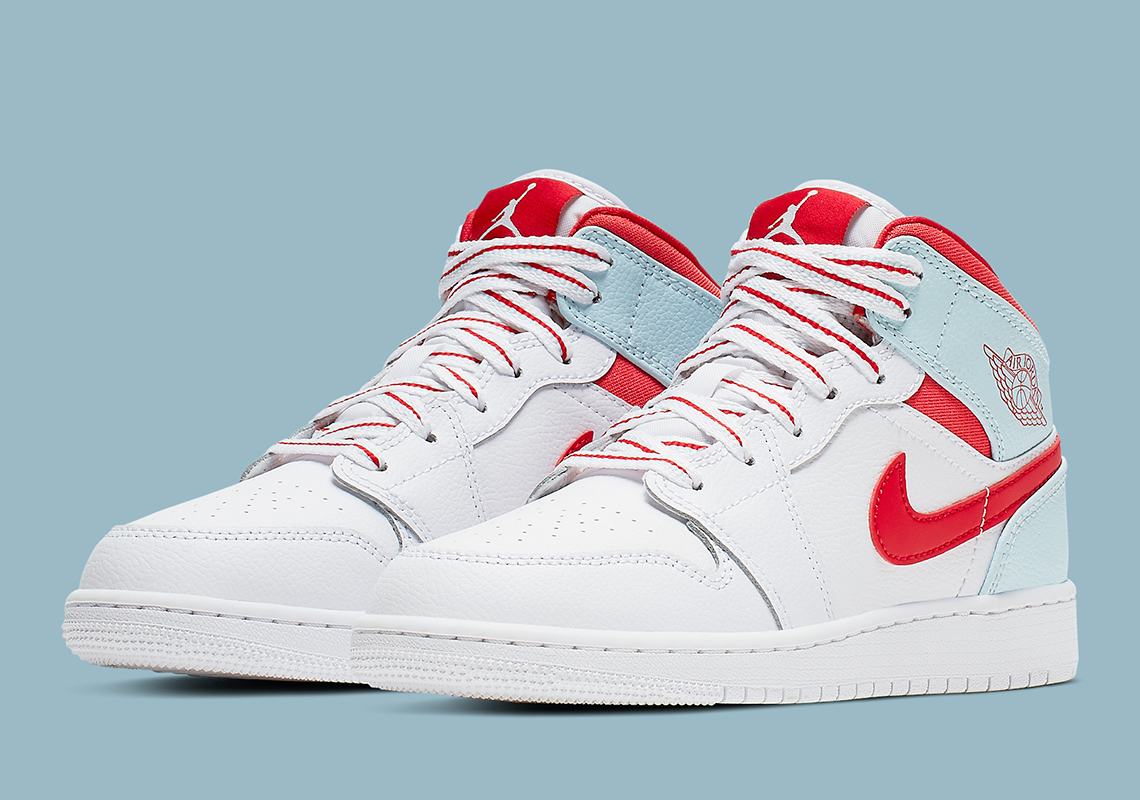 promo code 40b8e 26f34 Jordan 1 Girls 555112-104 + 554723-104 Release Info   SneakerNews.com