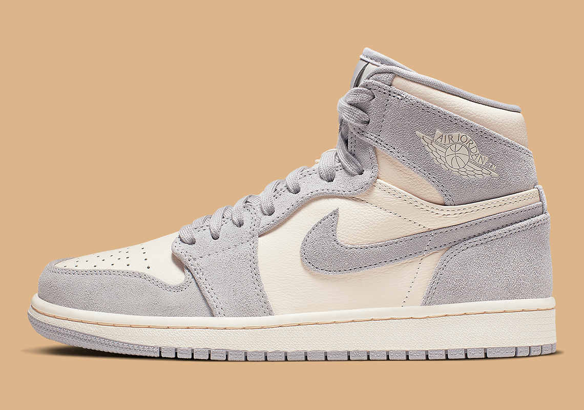 "dcec8111bf Air Jordan 1 Retro High ""Pale Ivory"" For Women Is Coming Soon"