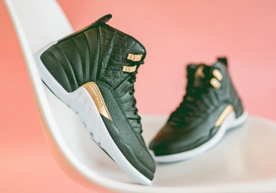 "Where To Buy The Air Jordan 12 ""Snakeskin"""