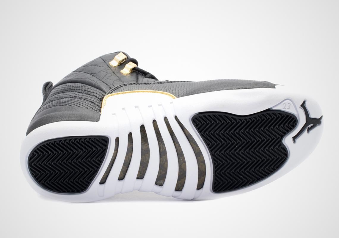 timeless design d52cf 83d89 Jordan 12 Snakeskin Women s AO6068-007 Store List   SneakerNews.com