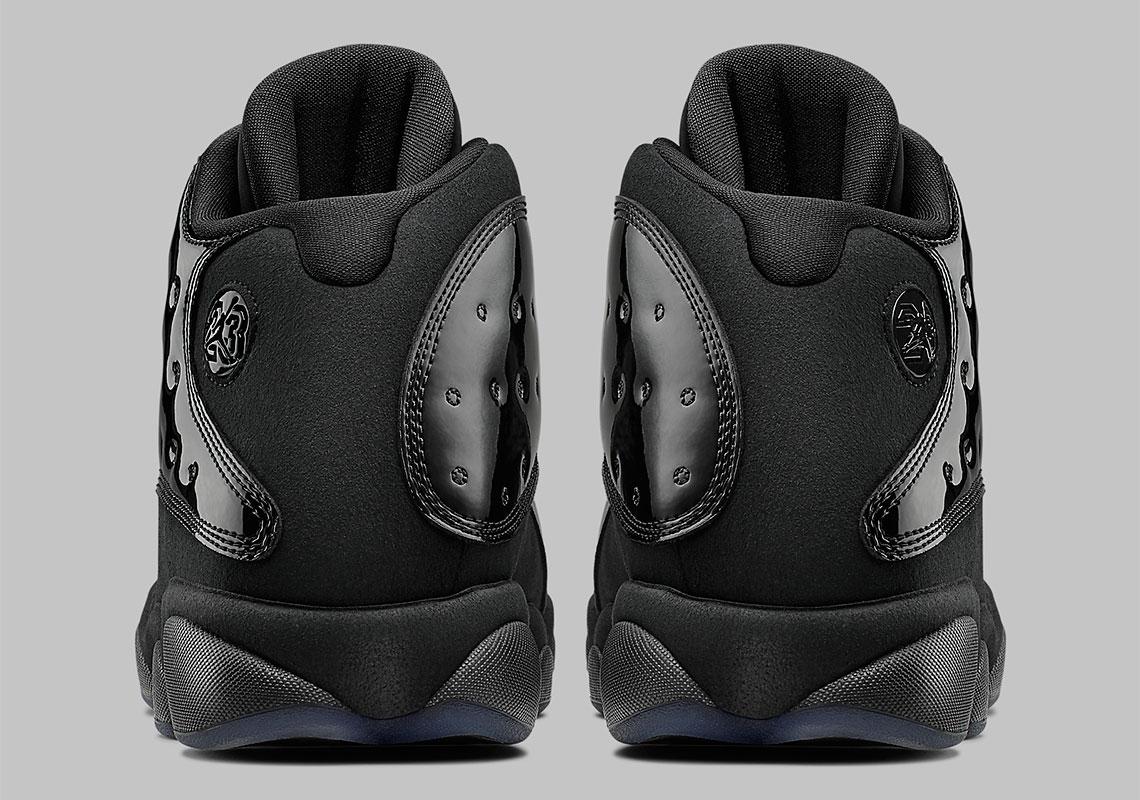 "Air Jordan 13 ""Cap And Gown"" Drops Tomorrow: Store List"