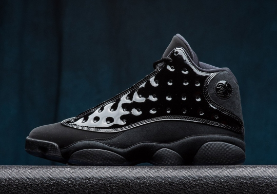 "The Air Jordan 13 ""Cap And Gown"" Releases Tomorrow"