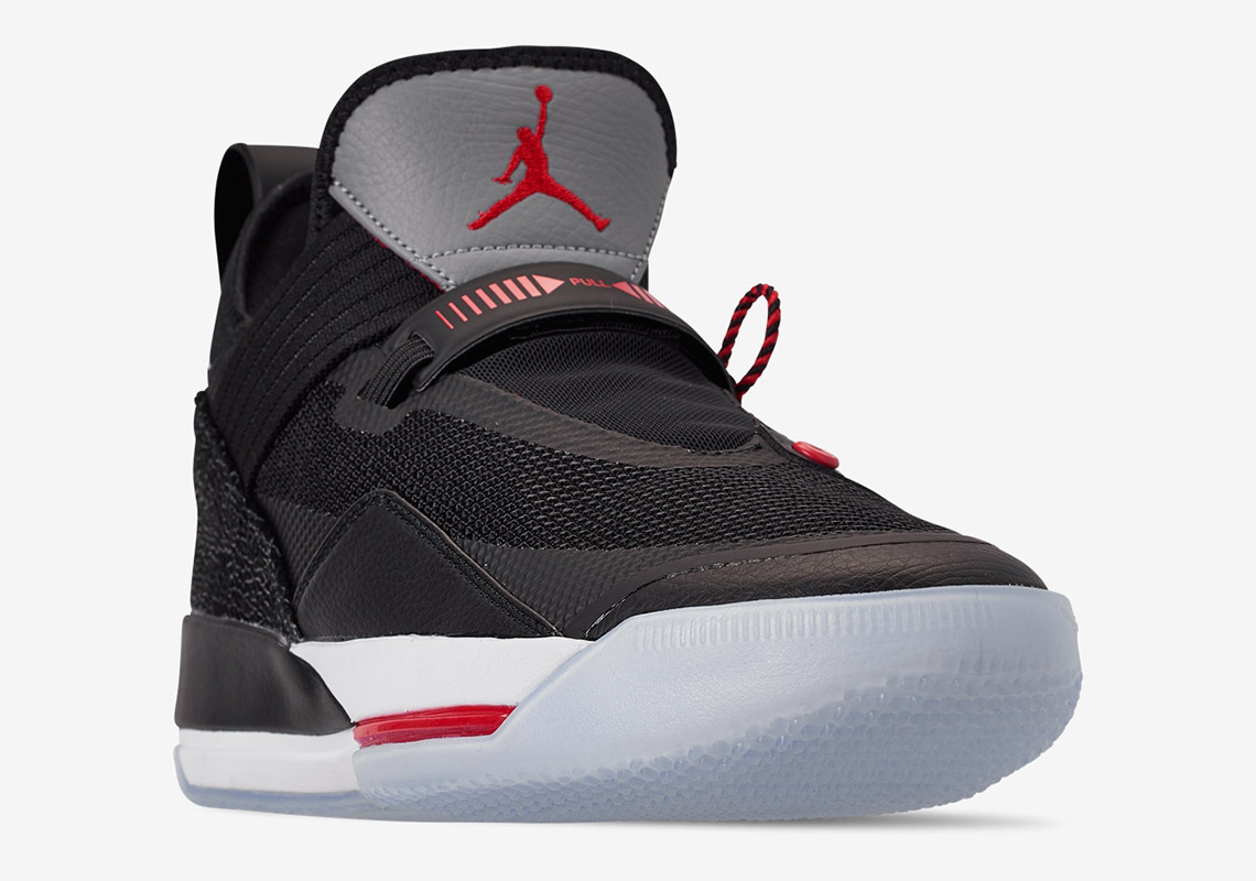 """The Air Jordan 33 Low """"Black Cement"""" Drops On May 3rd"""