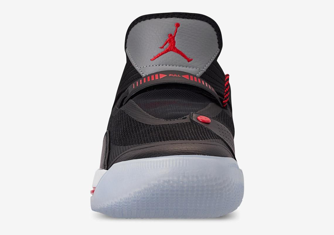 check out 8c211 63e90 Jordan 33 Low Black Cement CD9560 006 Release Info   SneakerNews.com
