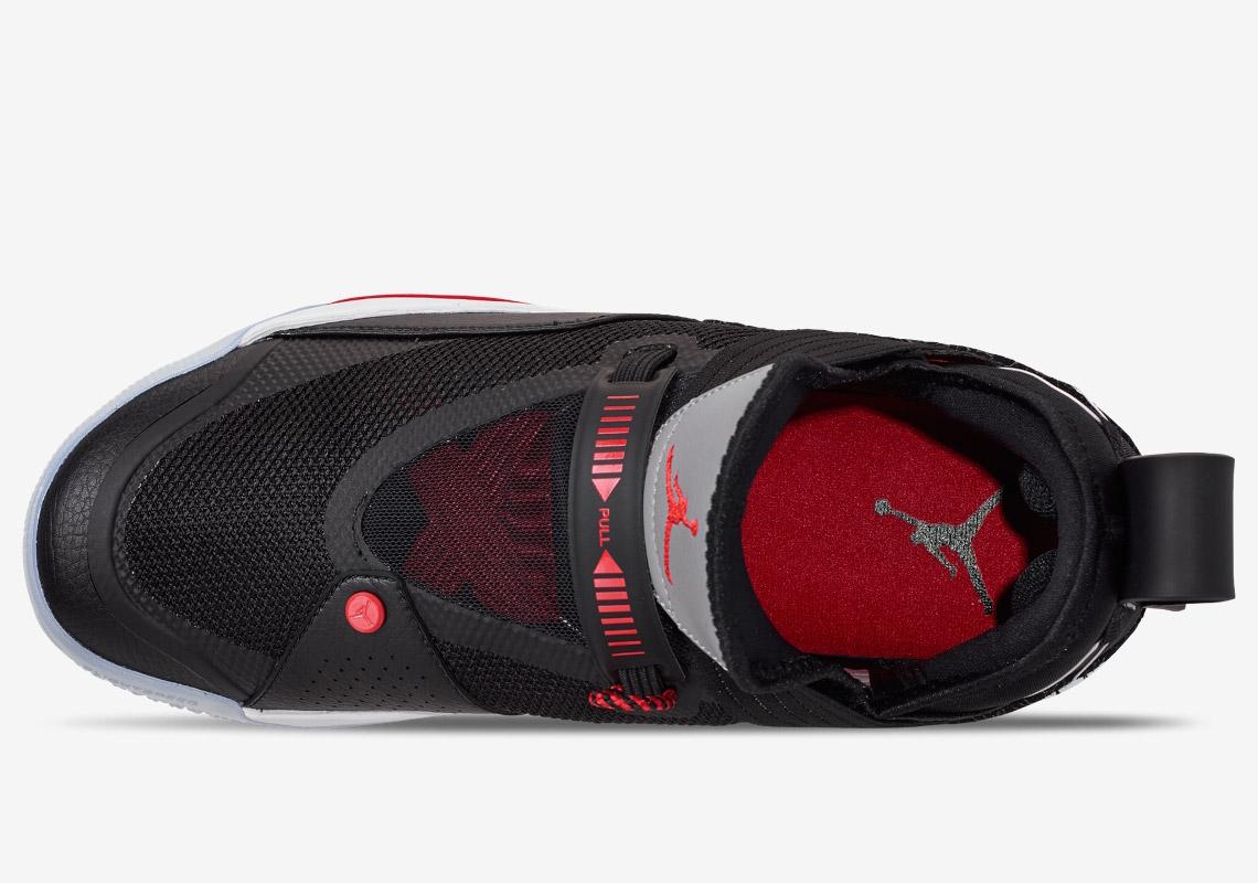 """Air Jordan 33 Low """"Black Cement"""" Drops Next Month: Details"""