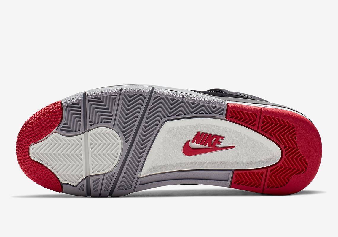 newest 12cbe 021b1 Air Jordan 4 Bred - 2019 Release Guide + Store List   SneakerNews.com