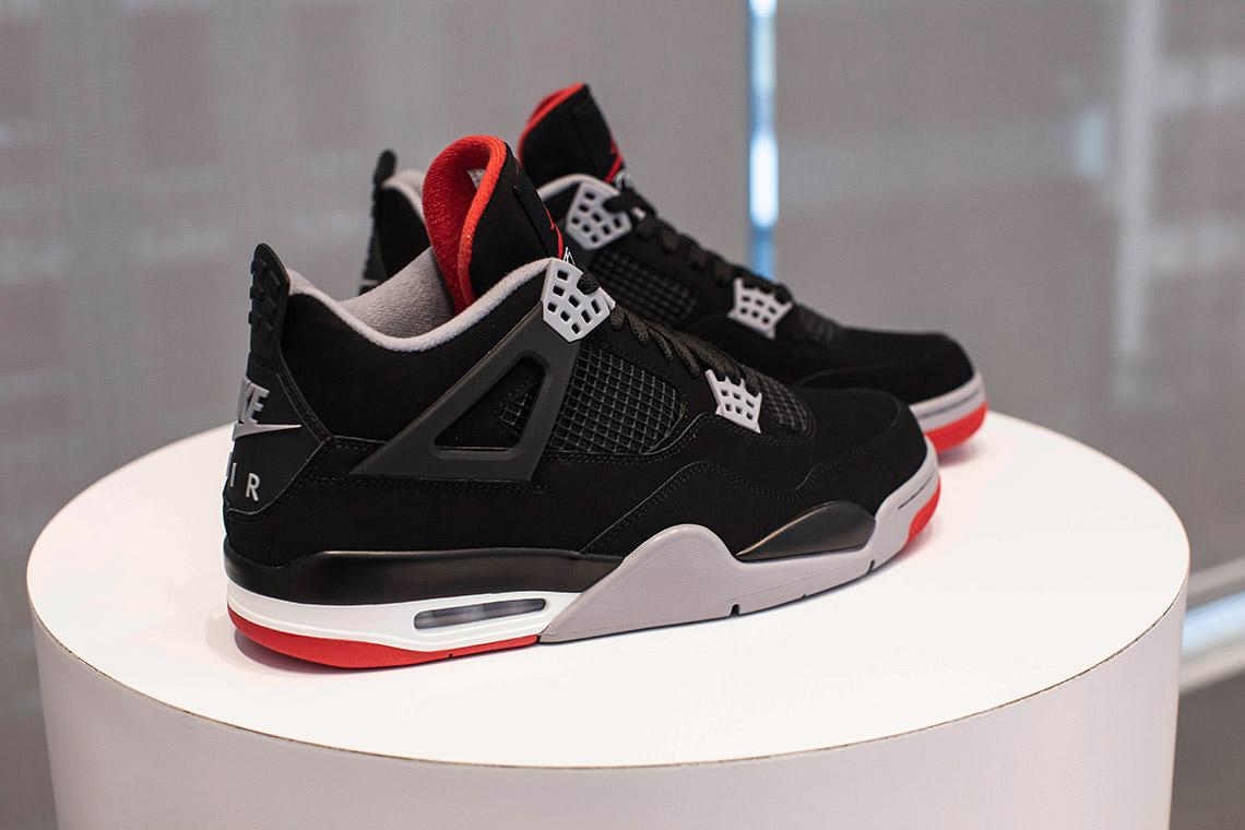 64cdd6b75ec Jordan 4 Bred 2019 - Where To Buy (Store List) | SneakerNews.com