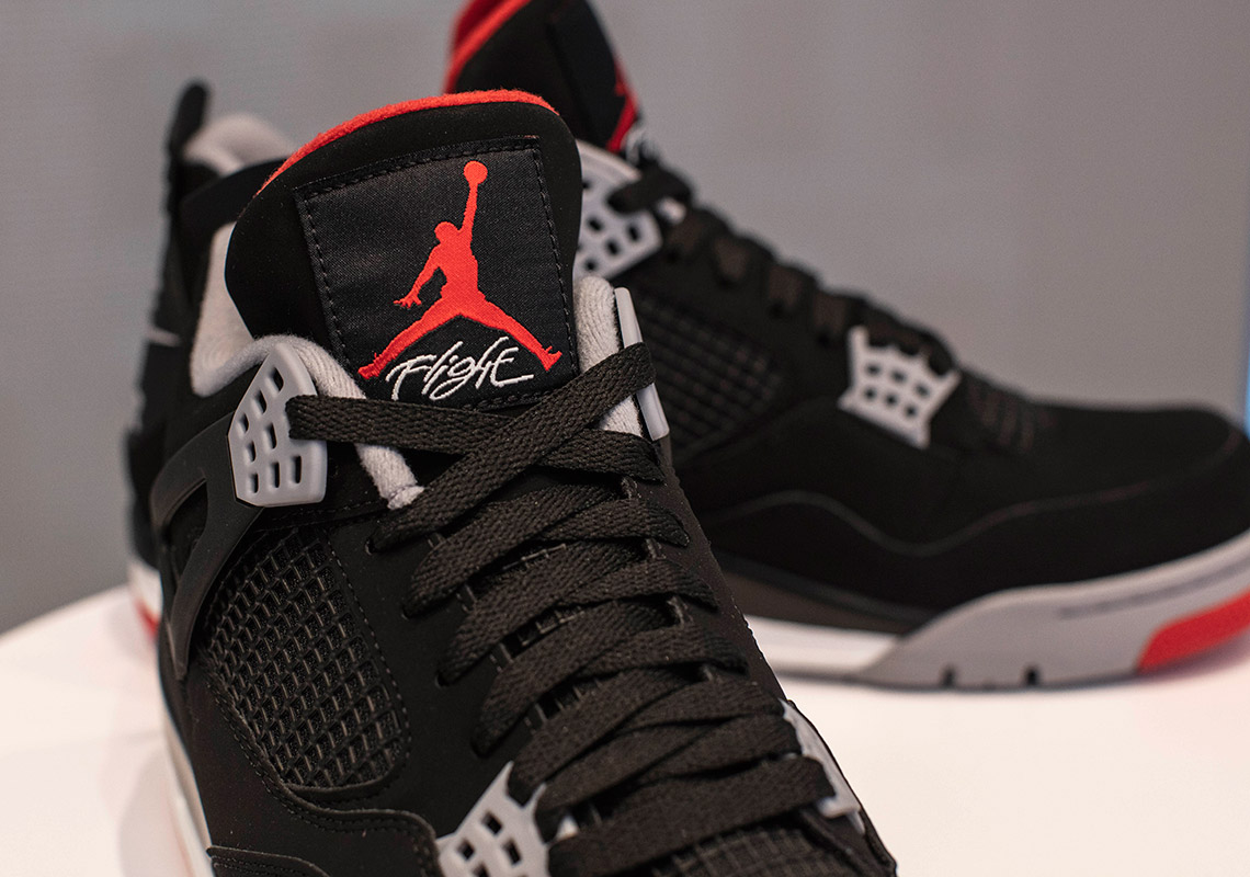 51d56b28a4f09b Jordan 4 Bred 2019 - Where To Buy (Store List)