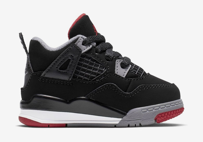 13bec3630569 Air Jordan 4 Black Fire Red Cement Grey BQ7670-060 Release Date ...
