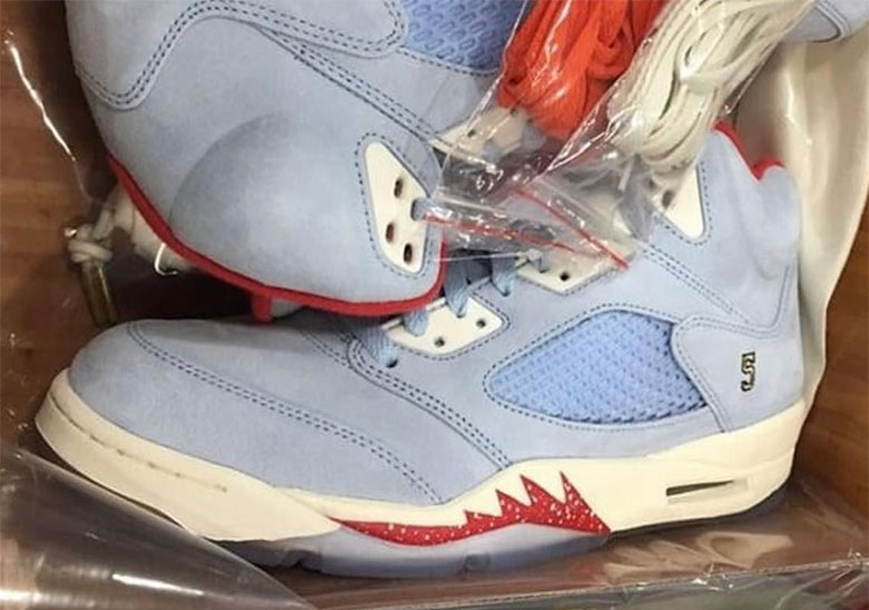 super popular d7662 1e662 Trophy Room Air Jordan 5 - Release Info | SneakerNews.com
