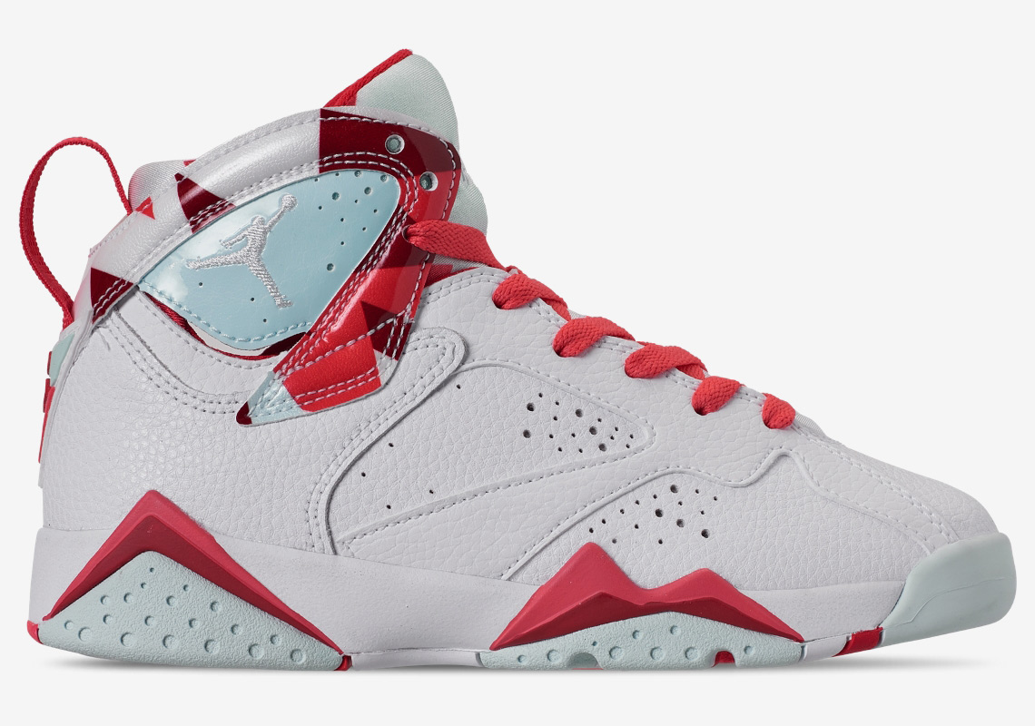 "ebfefa32faa Air Jordan 7 ""Topaz Mist"" For Girls Releases On May 18th. April 29 ..."