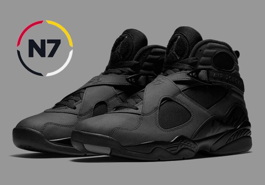 Air Jordan 8 N7 To Feature Pendleton Fabrics