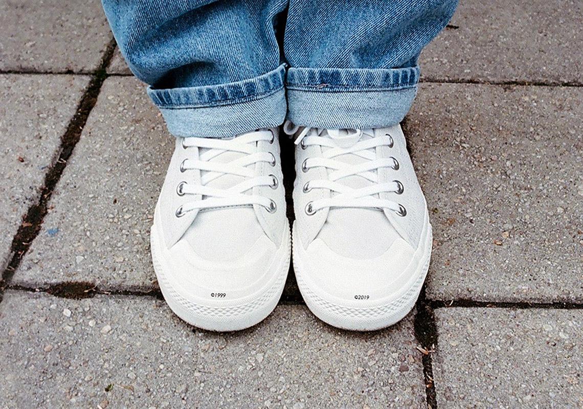 adidas Nizza Schuhe weiß im WeAre Shop