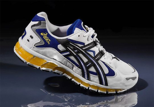 ASICS Unveils Hybrid Of The GEL-Kayano 5 And The GEL-Quantum 360