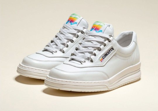 Concepts And Mephisto Revive The Spirit Of The Mythical Apple Shoe