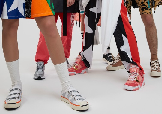 Converse Collaborates With Three Emerging Women's Designers For Massive Capsule Collection