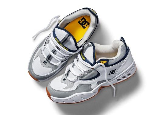The DC Shoes Kalis OG Returns In A Retro-Friendly Color Scheme