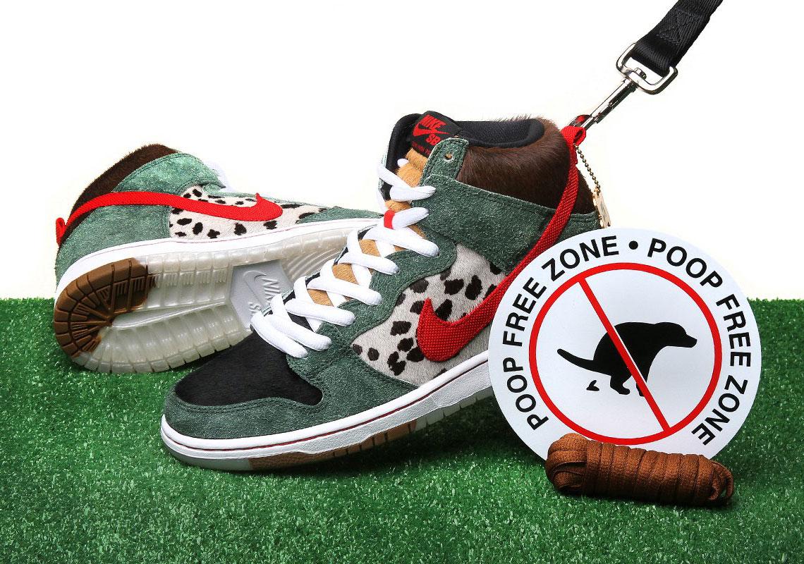 buy popular 088c8 12969 Dog Walker Dunk Nike SB - Store List + Release Info   SneakerNews.com