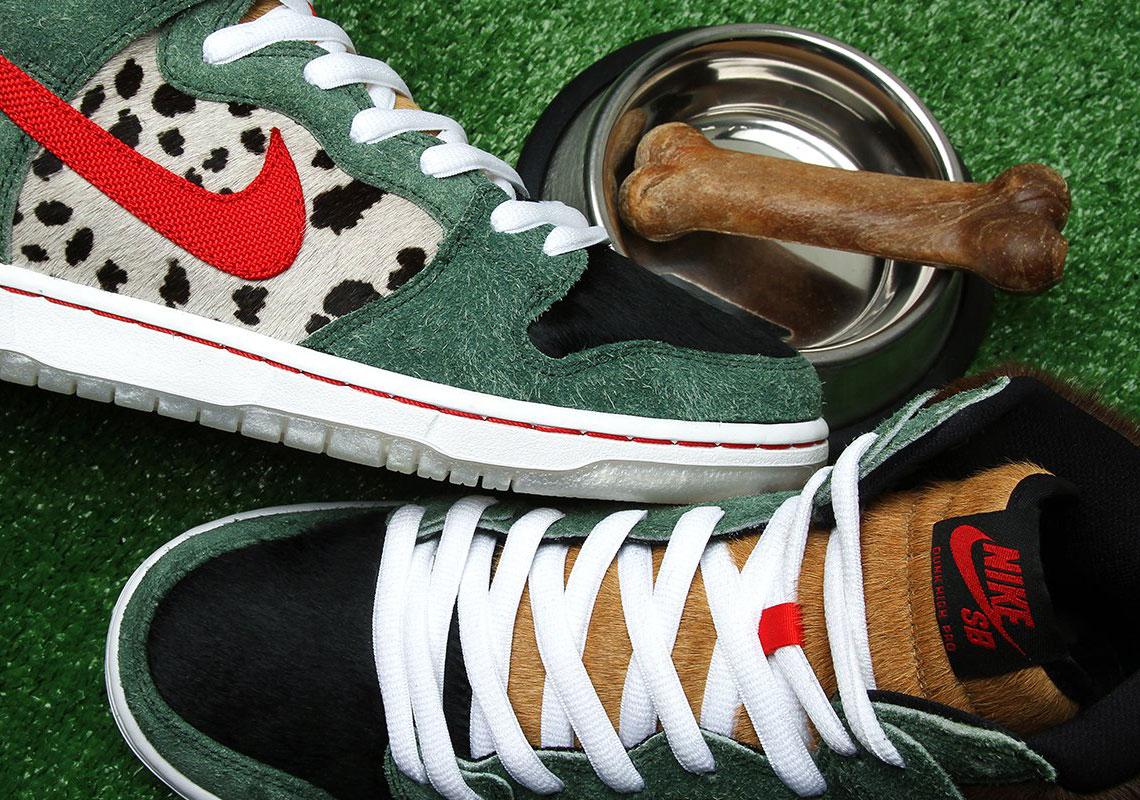 57ba372a1418 Dog Walker Dunk Nike SB - Store List + Release Info
