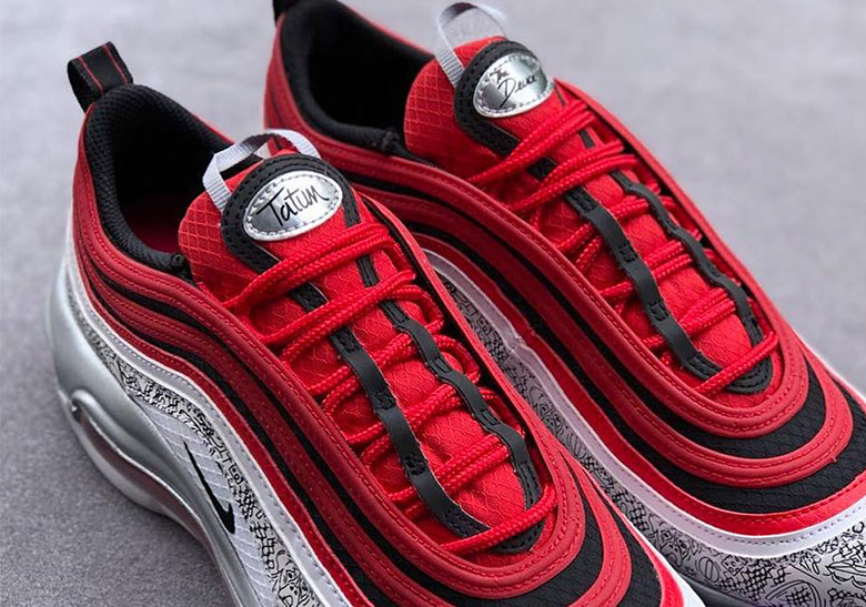 well known finest selection 100% genuine Jayson Tatum Nike Air Max 97 Release Info | SneakerNews.com