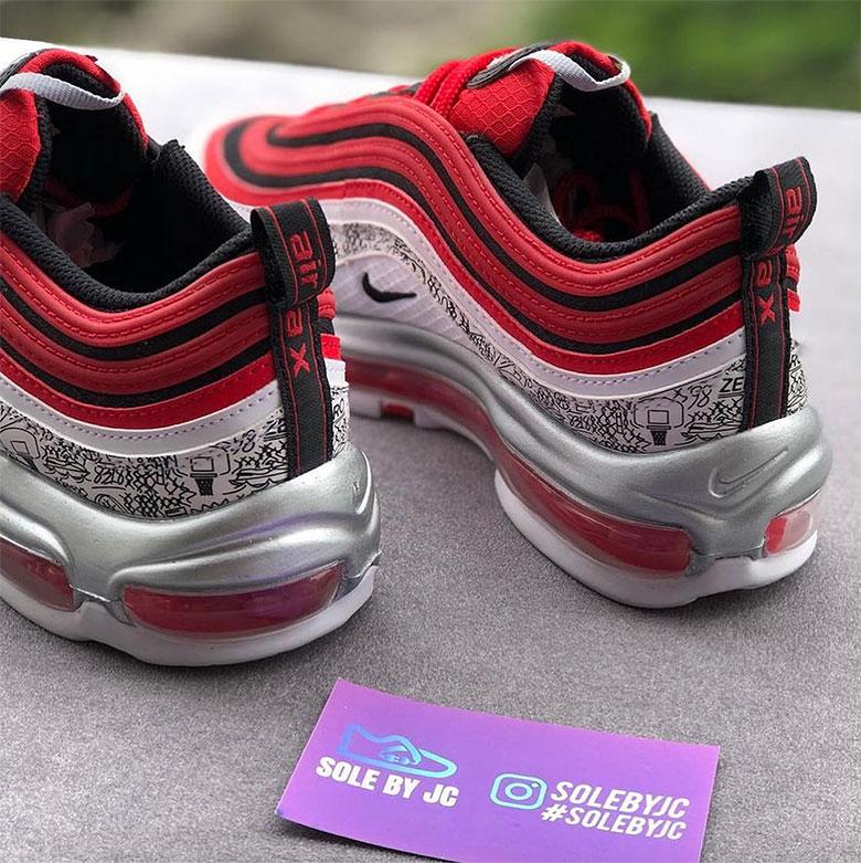 Jayson Tatum Nike Air Max 97 Release