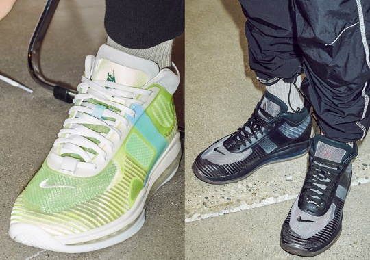 2e88a55d123 John Elliott Reveals Upcoming Nike LeBron Icon Colorways For FW19
