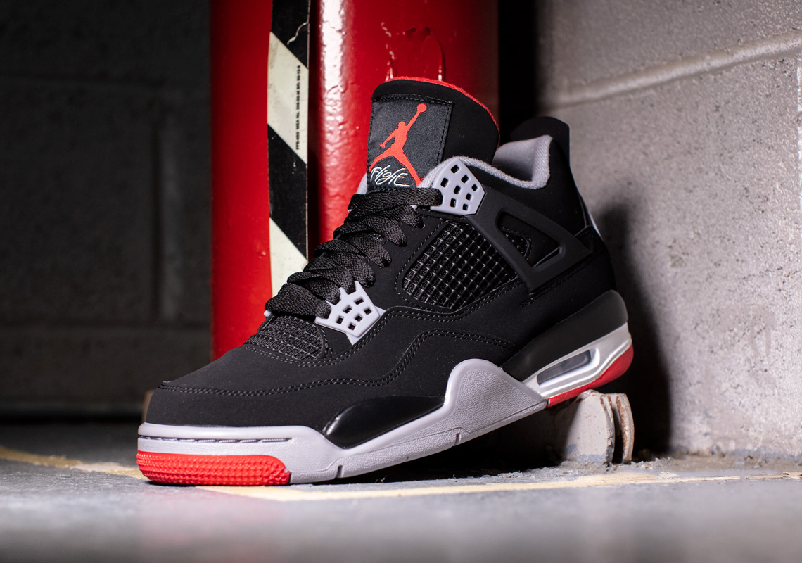 e2b7805448b Air Jordan 4 Bred 2019 - Full Release Info + Photos | SneakerNews.com