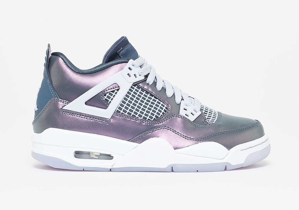 "sports shoes fd0be 3745a Where To Buy The Air Jordan 4 ""Monsoon Blue"""