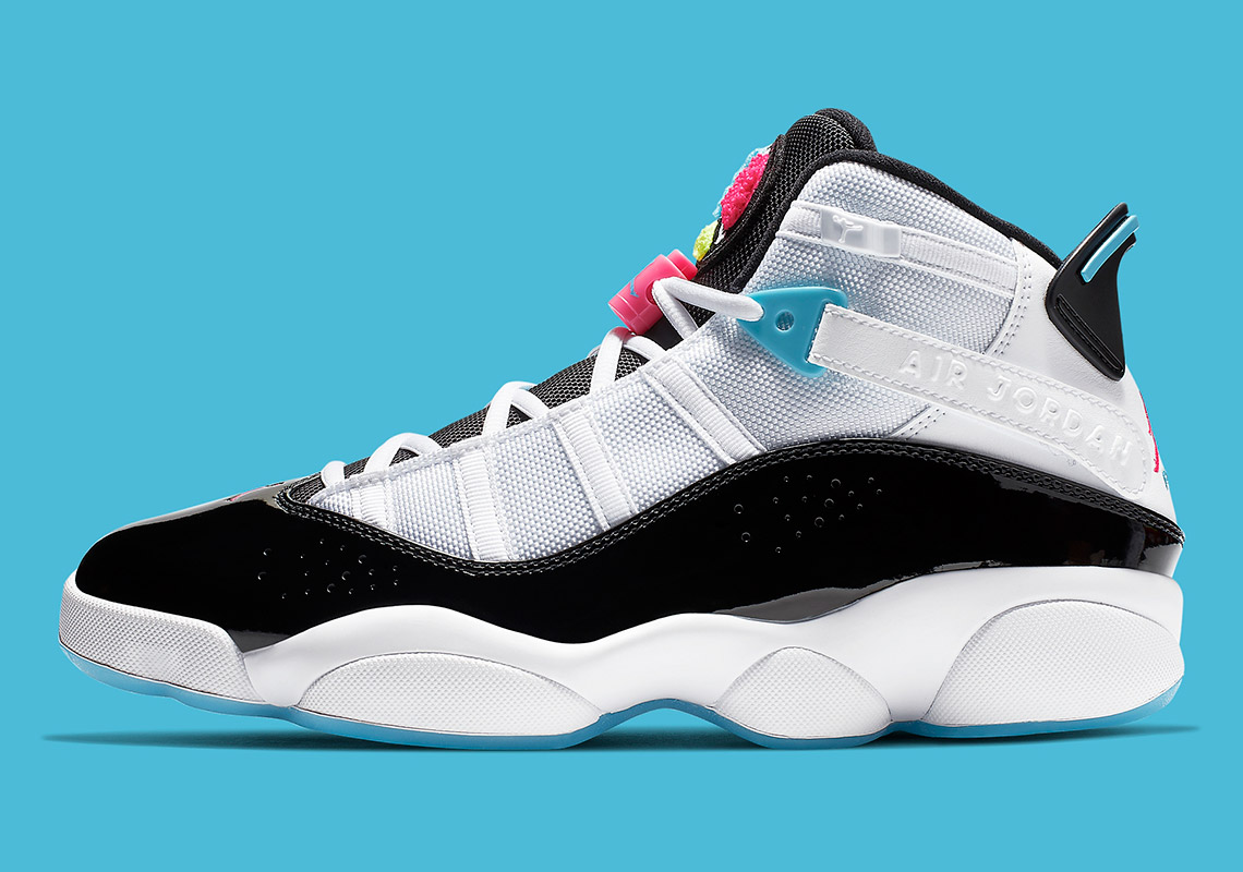 16d3a2a6edf9 Jordan 6 Rings South Beach CK0017 100 Release Info