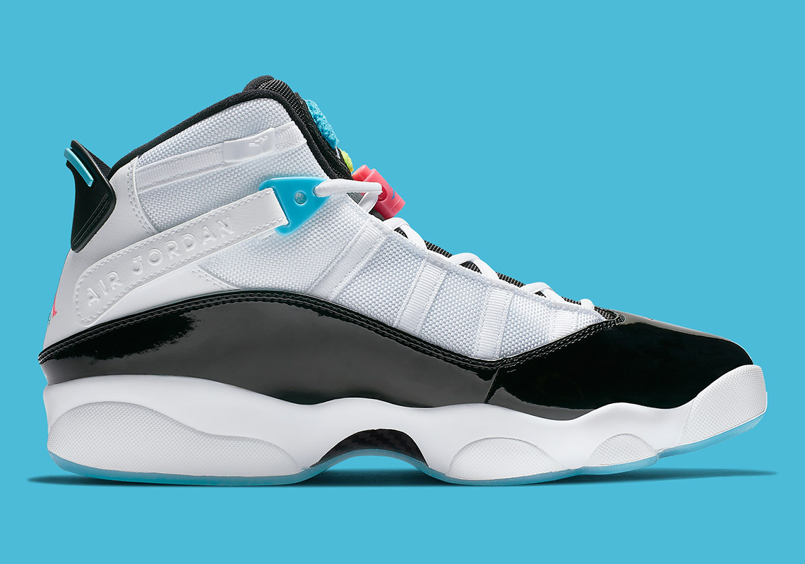 buy online 77425 34ef6 Jordan 6 Rings South Beach CK0017 100 Release Info ...