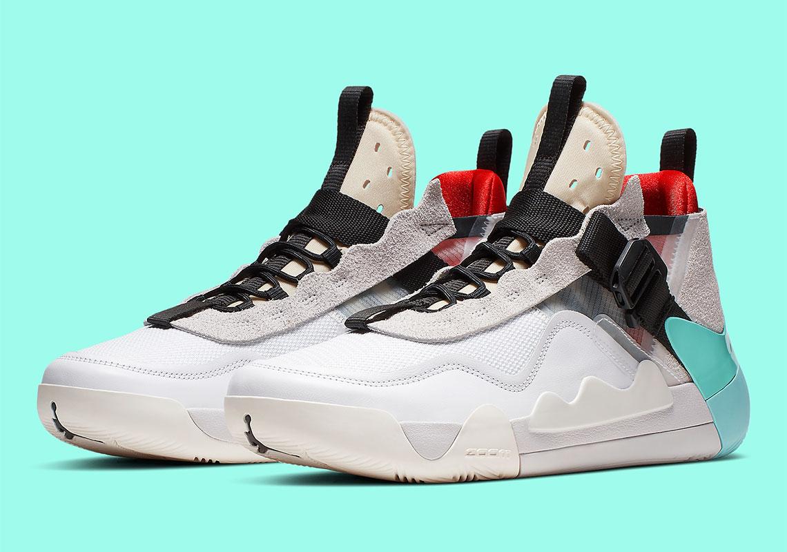 f959b63913 Jordan Defy SP White Green Infrared CJ7698-100 | SneakerNews.com