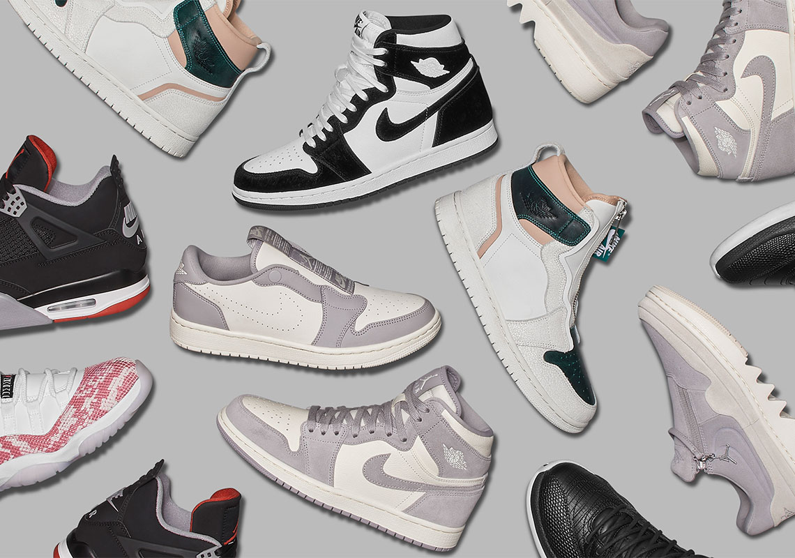 0454990dcb2b Jordan Brand Previews Summer 2019 Women s Retro Collection