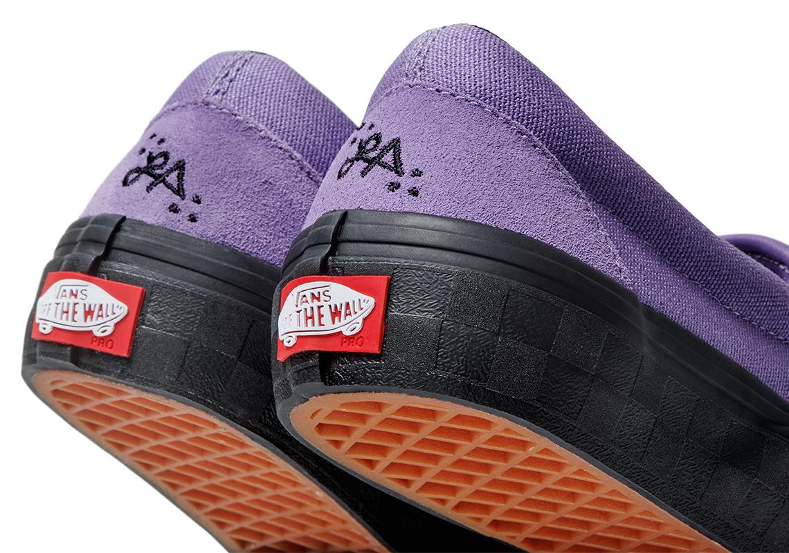 Imperio Inca Ardilla cansado  Lizzie Armanto Vans Sk8 Hi + Slip-On Store List | SneakerNews.com