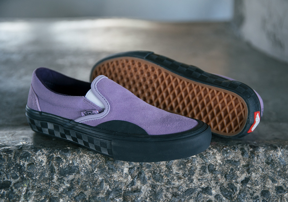 84a784bb83 Vans And Pro Skateboarder Lizzie Armanto Release A Lively Lavender Capsule  Collection